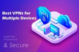 best vpns for multiple devices